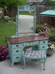 redoing furniture ideas. awesome redo of an old desk love the turquoise color apparently thatu0027s redoing furniture ideas