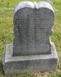 Etta Gilbert (1906-1912) - Find A Grave Memorial
