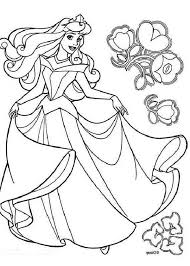 Small Picture Sleeping Beauty Printable Coloring Pages Simple Page Free