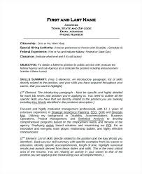 Social Work Resume Example Federal Template Summary Creerpro Cool Social Work Resume Skills