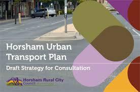 Draft Transport Plan Open For Feedback Horsham Rural City