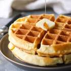 best ever easy waffles