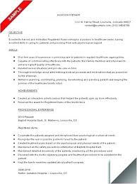 Objective For Resume For Nursing Best Of Resume Objective Statements Samples Resume Objectives For Sales