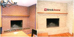paint fireplace refinish brick fireplace redo paint paint stone fireplace hearth paint fireplace