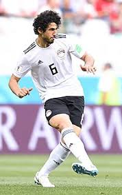 ahmed hegazi footballer