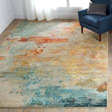9x7 rugs celestial area rug for indoor outdoor