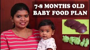 7 8 Months Old Baby Food Plan In Tamil 5 Easy Baby Recipes Finger Foods For Babies