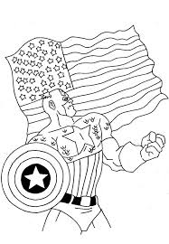 Winter Soldier Coloring Pages At Getdrawingscom Free For Personal