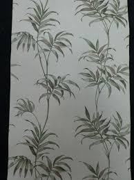 Vintage Behang Groene Plant Funkywalls Dé Webshop Voor Vintage