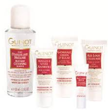 guinot holiday year end gift set