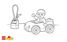 Small Picture Coloring page LEGO Duplo Activities LEGOcom DUPLO LEGOcom