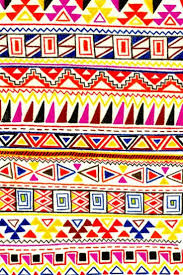 Aztec pattern. See More. This one is cute!