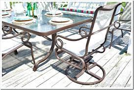 painting patio furniturePainting Patio Furniture  bangkokbestnet