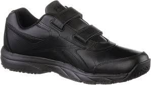 reebok velcro shoes. reebok work n cushion leather velcro v68641 mens trainers men\u0027s shoes