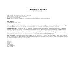 Cover Letter Examples For Job Resume Costumepartyrun