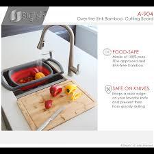 stylish 30 inch kitchen sink stainless steel double bowl undermount deep 16 gauge 10mm radius