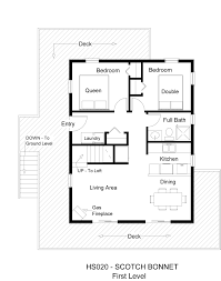 Modern 2 Bedroom House Plans Top Large 2 Bedroom House Plans 2017 Style Home Design Simple On
