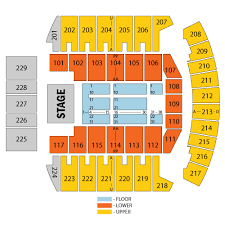 Bismarck Event Center Seating Chart Bismarck Event Center Seating Elcho Table