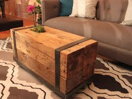 1:12 scale minifuntimes 5 out of 5 stars (4,712) $ 44.95 free shipping add to favorites wooden farmhouse end table w/ drawer and wheels metal legs weathered pine finish thekegus 4.5 out of 5 stars (13. Wood Storage Trunk Coffee Table Ideas On Foter