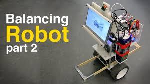 making a <b>Balancing</b> Robot (part 2)
