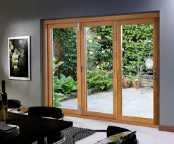 lush double bi fold glass furniture patio doors