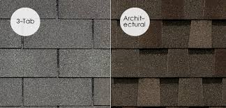 3 tab Shingles vs Architectural Shingles Whats The Difference