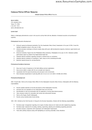 Best Ideas of Sample Resume For On Campus Job For Your Format Layout