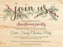 Free Online Invites Templates Free Christmas Party Invitation Template Naomijorge Co