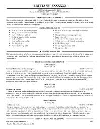 Professional Orthodontic Assistant Resume Templates to Showcase  SampleBusinessResume com Sample Resume Medical Assistant Optometric  Technician Ophthalmic