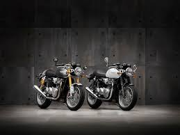 the new triumph thruxton and thruxton r sport rider