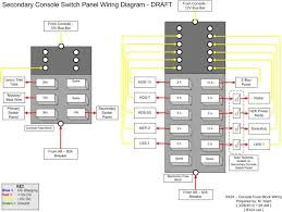finalizing my wiring schematics the hull truth boating and boat switch wiring diagram at Boat Fuse Block Wiring Diagram