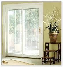 home depot andersen patio doors sliding glass with built creative of blinds in