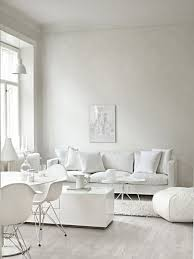 Splashes Of Colour In White Interiors