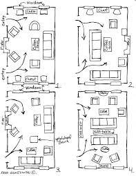 furniture arranging tricks and diagrams homesthetics net 1