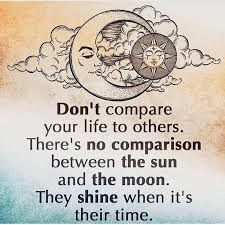 Comparison Quotes Stunning Don't Compare Your Life To Others There's No Comp Picture Quote