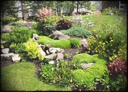 best of simple rock garden lovely design ideas for small