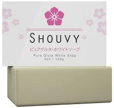 shouvy skin lightening soap