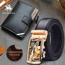 <b>set</b>/<b>sets suit</b> pin buckle <b>belt</b> cow genuine leather luxury strap male ...