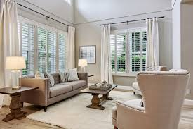 Living Room Staging Casual Contemporary Style Home Staging Design By White Orchid