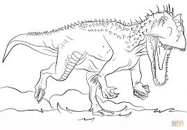 Small Picture spinosaurus coloring pages 100 images dinosaur king coloring