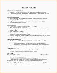 99 Resume Skills Section Good Resumer Example