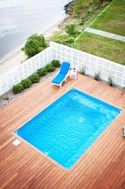 square above ground pool with deck. Pools - Classic Square Above Ground Pool Decks With Flashy White Railing Cozy Blue Chaise Lounge Deck Z