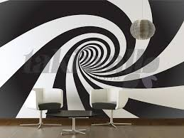 Small Picture Spiral Abstract print wall sticker shop Doha Qatar