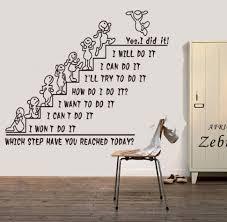 office motivation ideas. Impressive Idea Motivational Wall Art Do What You Love Inspirational Quotes Vinyl Sticker Work For Office Canvas Motivation Ideas O