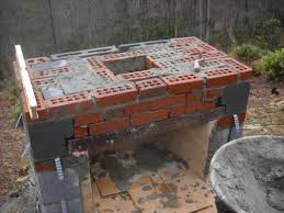 outdoor fireplace how to build your own