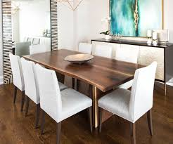 live edge black walnut dining table roca wood works
