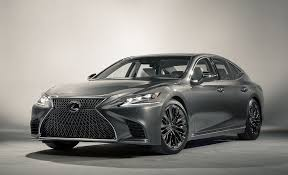 2018 lexus 600h. wonderful 2018 2018 lexus ls once again at the top of its class throughout lexus 600h