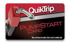 QuikTrip Corporation > QT Cards > Cards