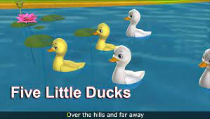 Five Little Ducks - English for kids - Video Dailymotion