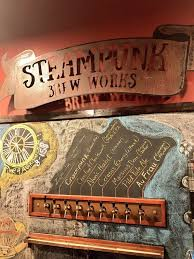 steunk brew works 231 l and lantern village town and country mo